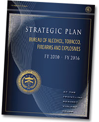 2010-2016 Strategic Plan cover