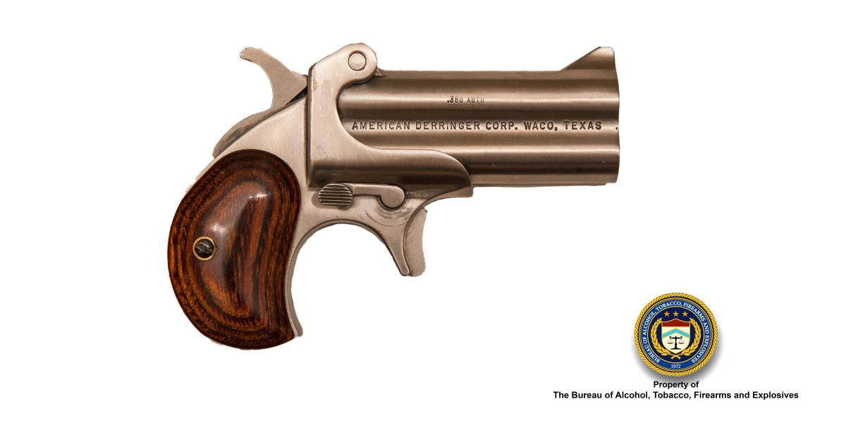 Picture of American Corporation Derringer M1 Caliber: .380 Cal