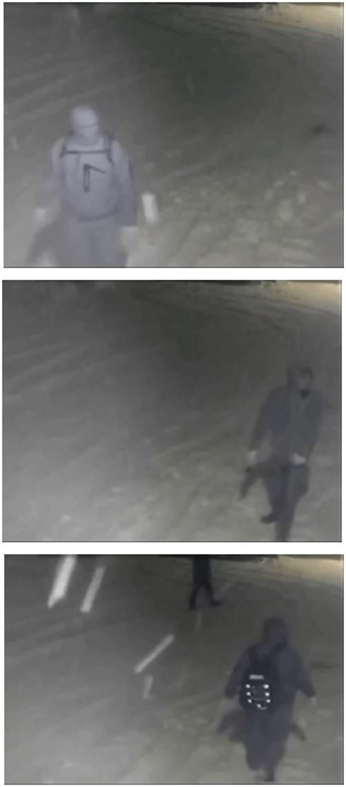 FFL burglary suspect.