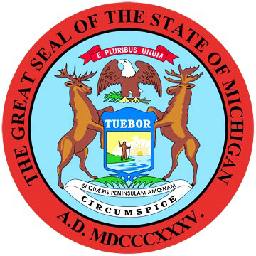 State Seals of Michigan
