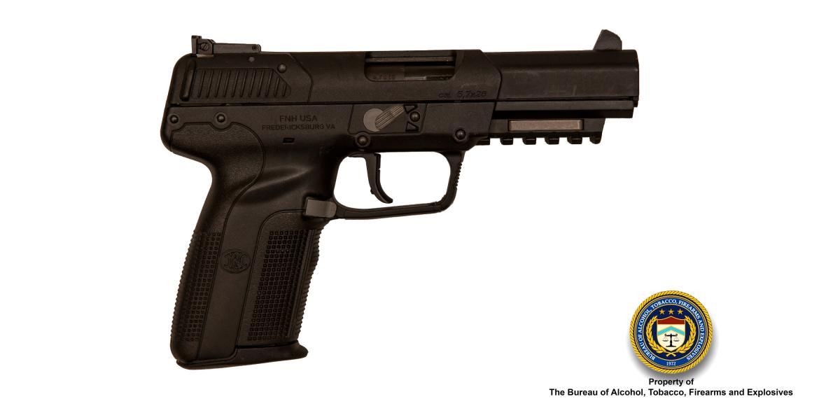 Picture of Fabrique Make: FN 5.7 x 28 P99 Caliber: .28 Cal