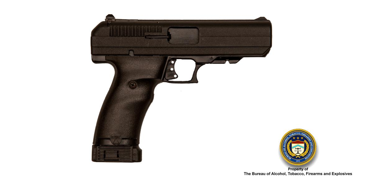 Picture of Hi-Point Make: ACP (Large Caliber) Caliber: .45 Cal