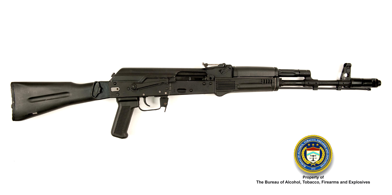 Picture of Izhevsk AK-103: Make: Izhevsk Model: AK-103 Caliber: 7.62x39mm