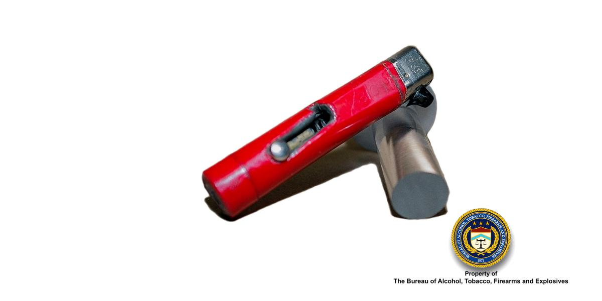 Picture of Lighter Gun 1