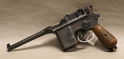 Image of Mauser Machine Pistol, 7.63mm (.3Ocal.)