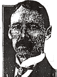 Picture of Prohibition Agent George Stewart.