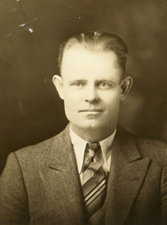 Image of Special Agent Homer Lafayette Everett