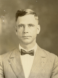 Picture of Special Agent Homer Van Colley