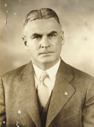 Image of Prohibition Agent Howard Brooke Oursler