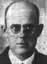 Image of Prohibition Agent James Capen