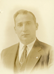 Image of Special Agent John Gilbert Finiello