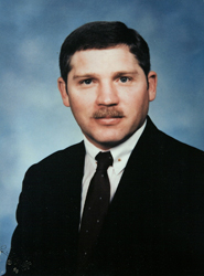 Picture of Special Agent Johnny A. Masengale