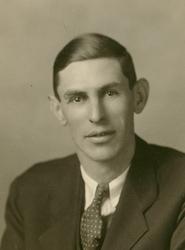 Image of Prohibition Agent Levi Gladstone Trexler