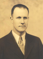 Picture of Special Agent Merimon H Barnes