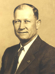 Picture of Special Agent Milton Henry Rogers