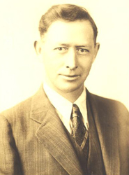 Picture of Special Agent Oliver Holmes Cornelius