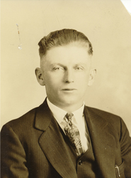 Image of Prohibition Agent Paul Albro Read