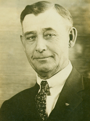 Image of Prohibition Agent Ray Sutton