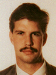 Picture of Special Agent Robert John Williams