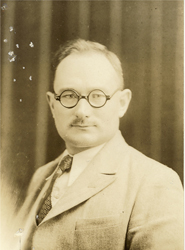 Image of Special Agent Walter M. Gilbert