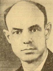 Image of Special Agent William Franklin Berry