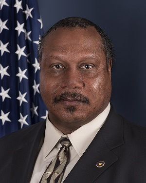 Image of Special Agent in Charge Eric Harden