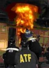 Image of ATF Fire Fighters