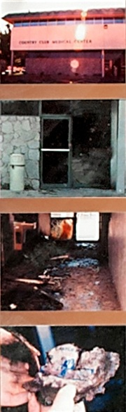 Images of Burned Churches