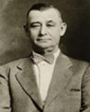 Picture of Prohibition Agent Ray Sutton