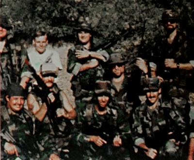 Image of the Viper Militia members.