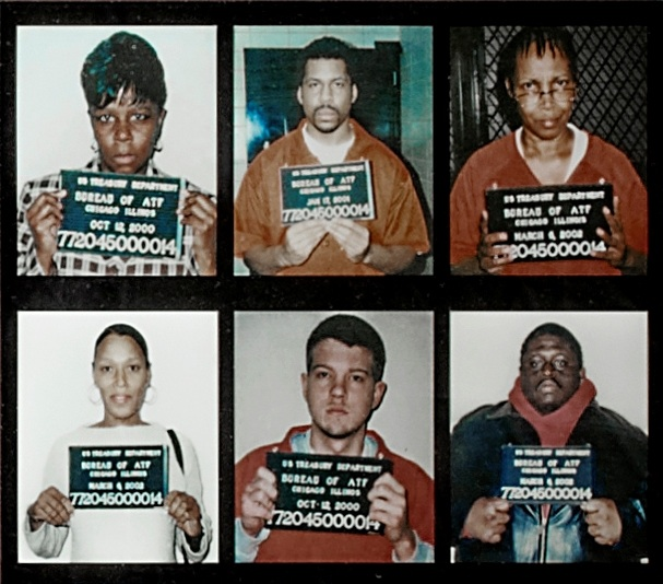 Image of all Perpetrators in Murder