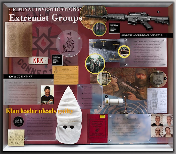 Image of Extremist Group Cases