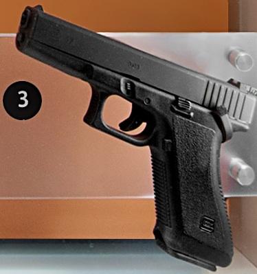 Image of Dr. Robert Goldstein Firearm