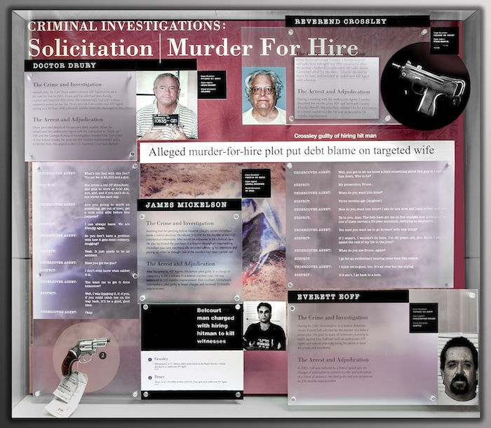 Image of Murder for Hire Cases