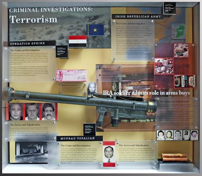Image of Terrorism Cases