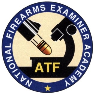Image of the National Firearms Examiner Academy seal