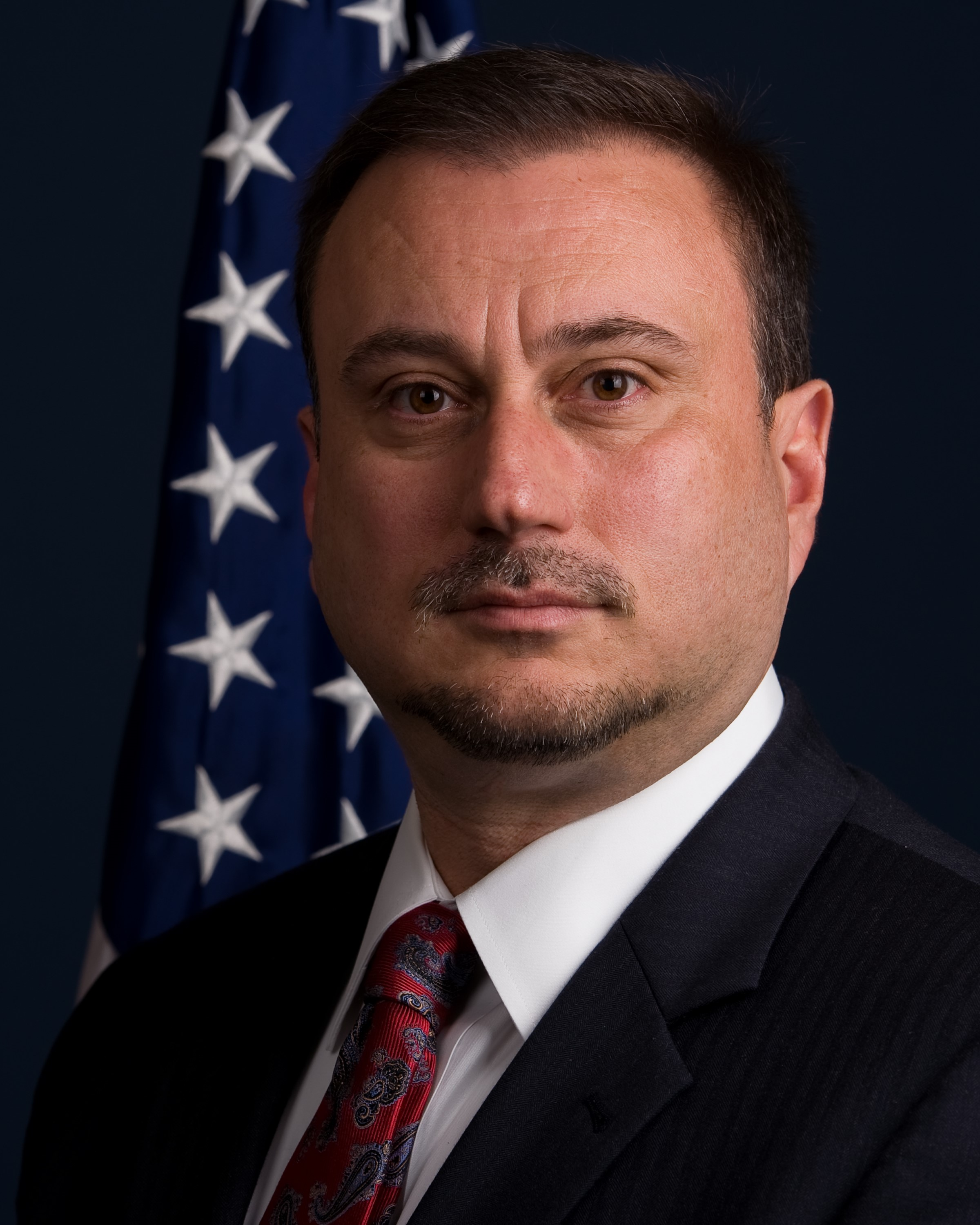 Image of Special Agent in Charge Peter Forcelli