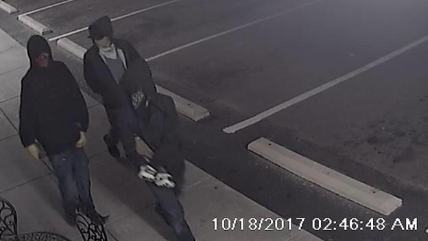 Colorado Springs gun store burglary - Suspect pic 2