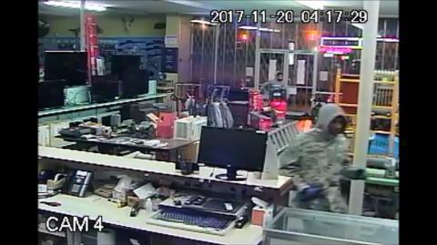 Decatur Firearms Burglary - Picture 2