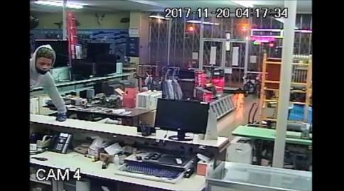 Decatur Firearms Burglary - Picture 3