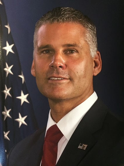 Image of Special Agent in Charge Vince Pallozzi