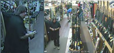 ATF Seeking Identification of Suspect in 2013 Gun Store Theft