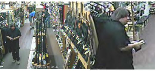 Person of interest in cold case; Schupabach's Sporting Goods, Jackson, Michigan