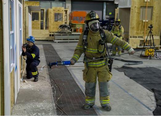 ATF Certified Fire Investigator Candidate Class