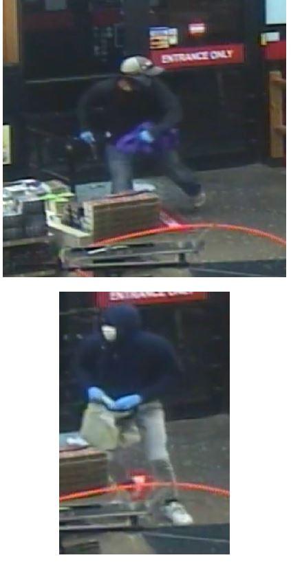 Farm and Home Supply burglary suspects.