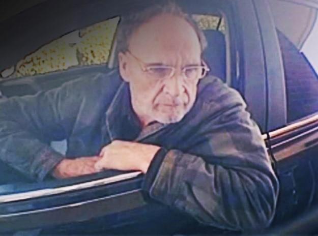 Suspect Kevin P. Anderson