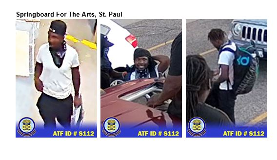 St. Paul Field Division Persons of Interest in arson cases