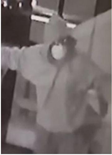 burglary, robbery, suspect