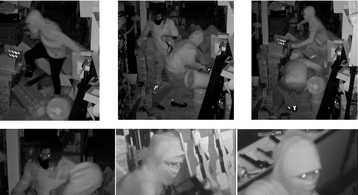 Suspects involved in Franklin Gun Shop burglary