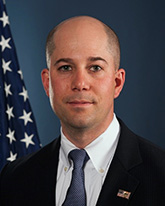Official Photo of Special Agent in Charge Matthew Varisco